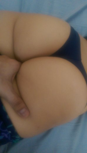 amateur photo I love my GFs underwear