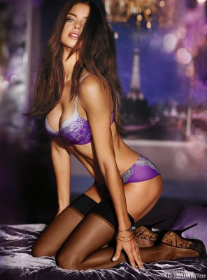 amateur photo Adriana Lima