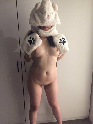 amateur photo Am I adorable enough for this sub? [OC] 🐻