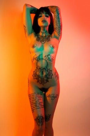 amateur photo Leigh Raven