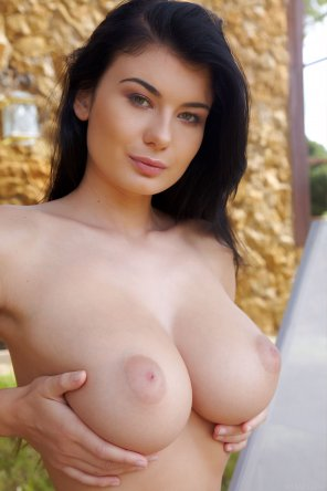 amateur photo Lucy's perfect pair