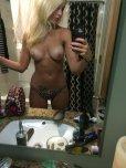 amateur photo iPhone selfie