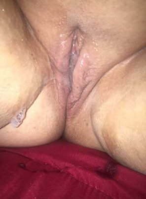 amateur photo Fucked hard and filled full