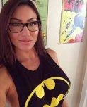 amateur photo Busty Batgirl