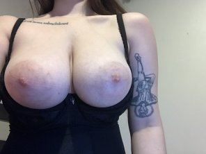 amateur photo My Boobs Are Sick Of Boob Jail Today