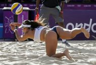Thickness at the Olympics.