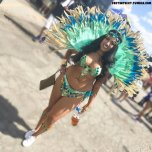 amateur photo Caribana Girl