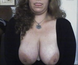 amateur photo My tittie Tuesday submission