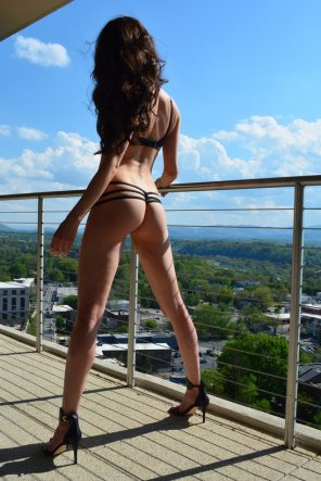 amateur photo What a nice view