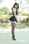 amateur photo Petite Maid