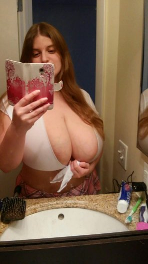 amateur photo Sweet Titties of wonder