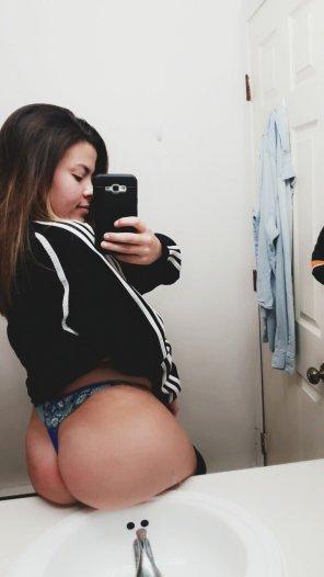 amateur photo Cute Booty