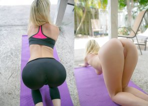 amateur photo Yoga