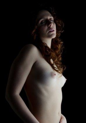 amateur photo Sexy redhead