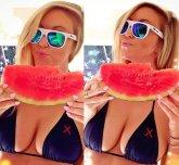 Mmmm. Melon