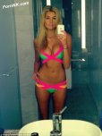 amateur photo Shayna is a fitness enthusiast who likes to post hot selfies