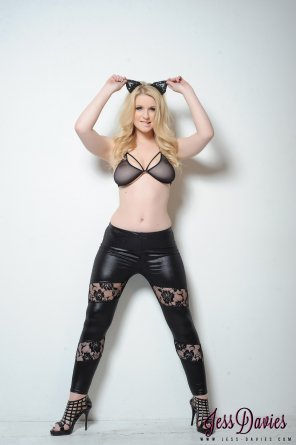 amateur photo Jess Davies