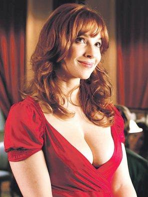 amateur photo Red dress