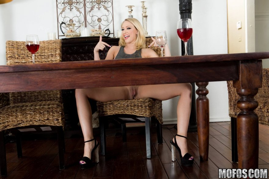 Under table Porn Photo