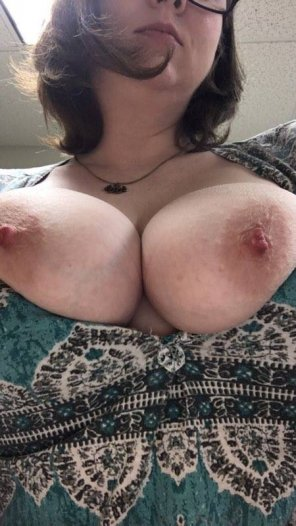 amateur photo [Image] Aren't my tits [f]abolous? I hope you think so.