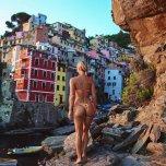 amateur photo Hidden city