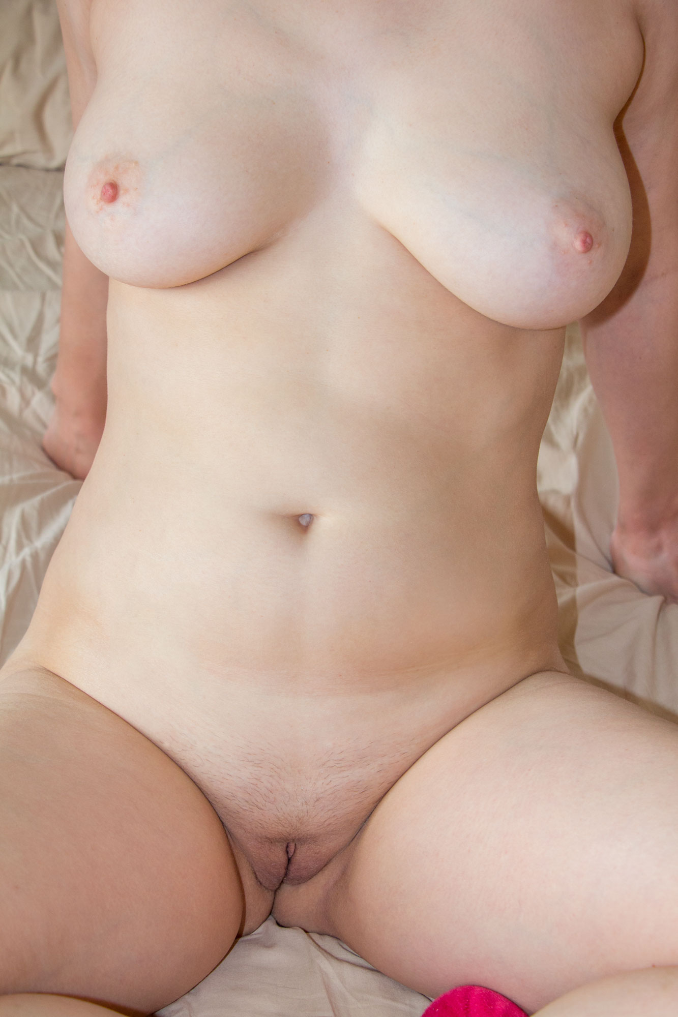 Frontal nude