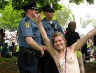 amateur photo Seattle Pride Fest