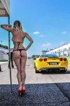 amateur photo Dat Corvette