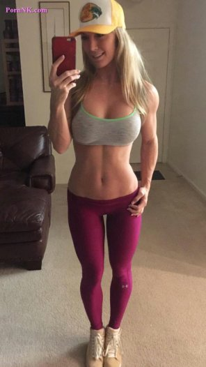 amateur photo Fitness Hotness