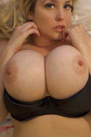 amateur photo Blonde Bangers