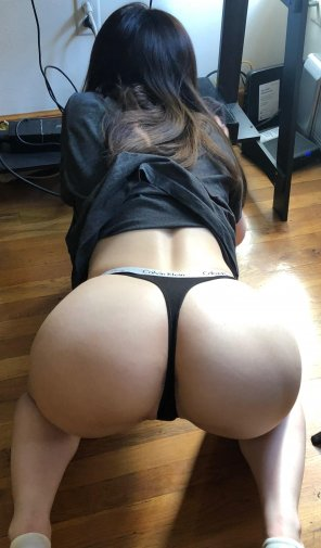 amateur photo Daddy loves my asian ass