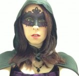 Pretty masquerader. Never wanted to cum on a masked face more.