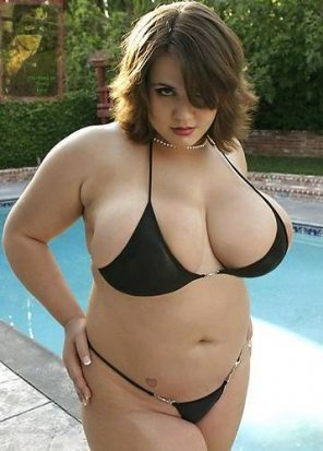 amateur photo Chubby Girl, Huge Rack