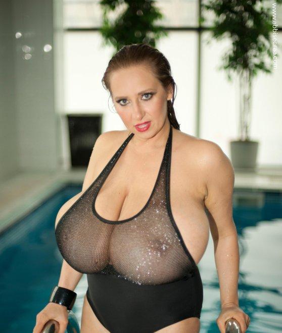 Few larger than Abbi Porn Photo