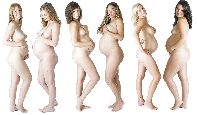 Pregnant Group Porn