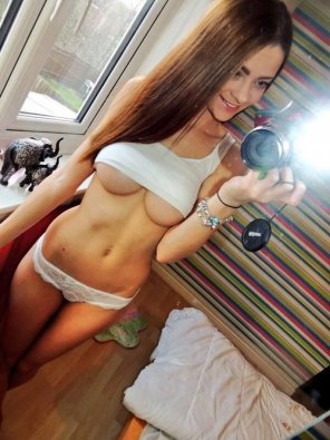 amateur photo Killer mirror shot
