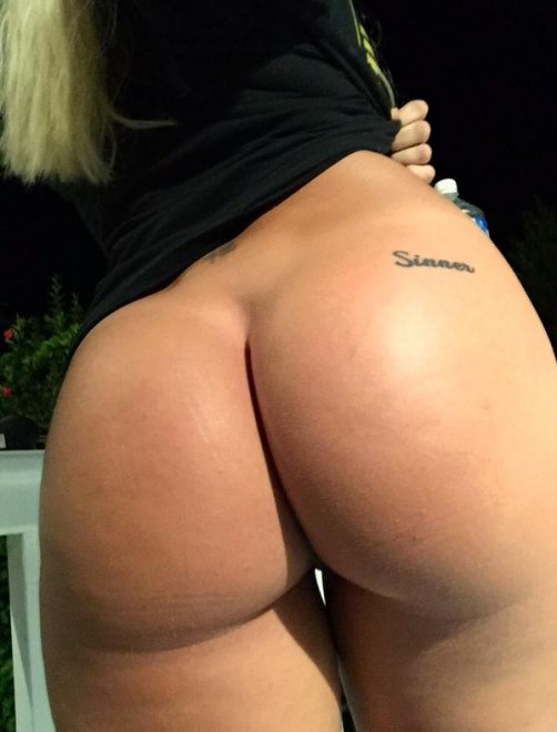 Kissa Sins has the most underrated ass! Porn Photo