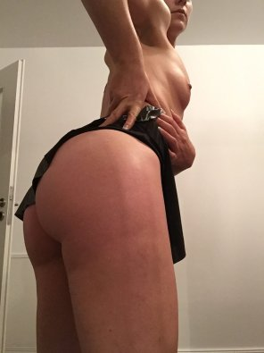 amateur photo Her cute fuck butt.