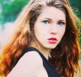 amateur photo Intense blue eyes
