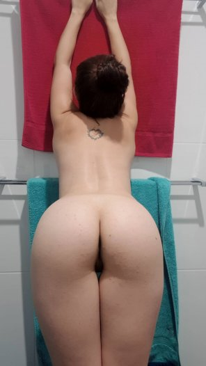 amateur photo Original ContentGrowing that booty so it's up to your standards 😉