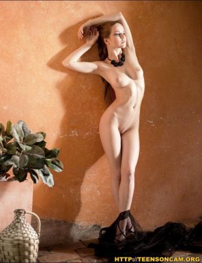 amateur photo Young Pale Teen