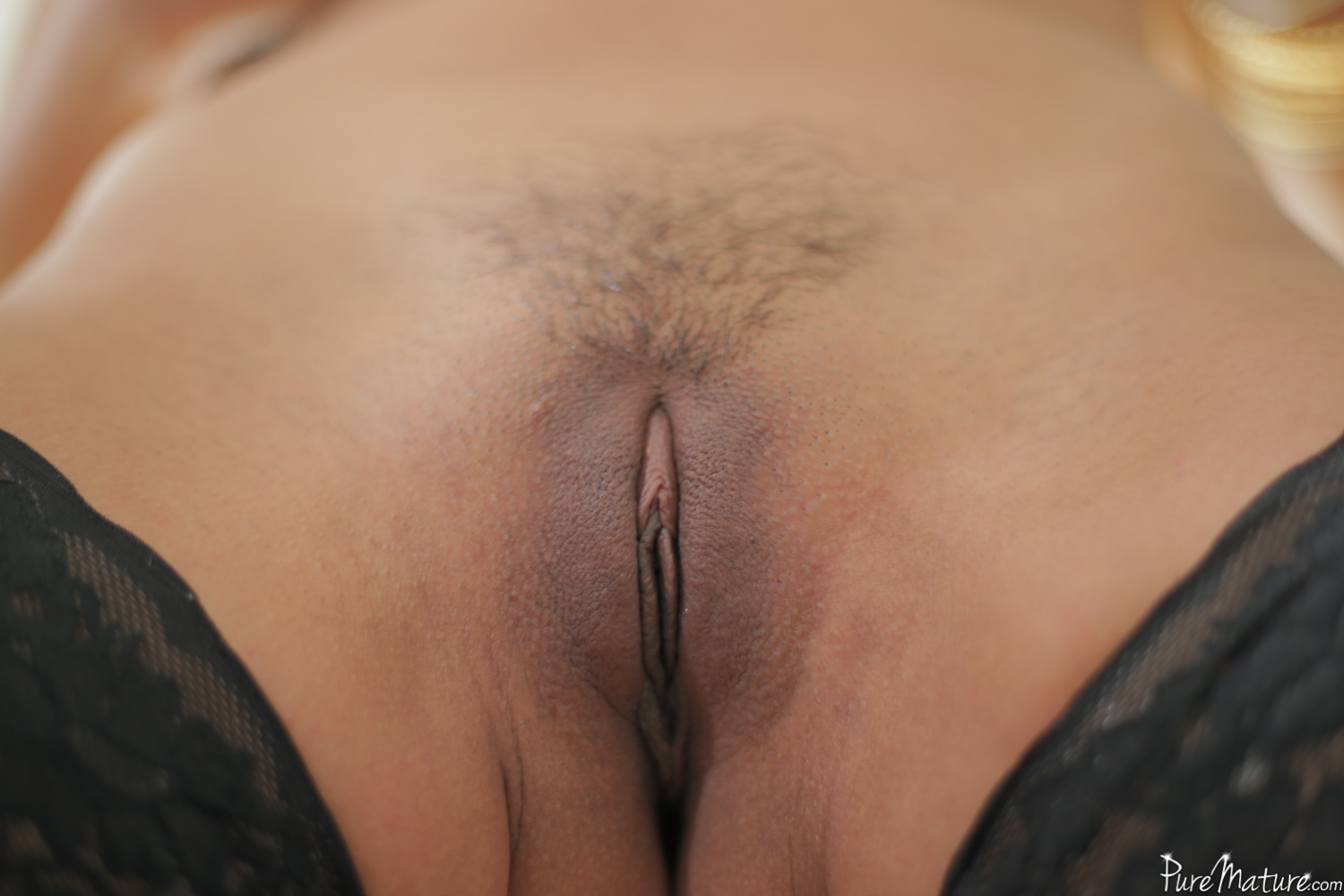 Front view pussy