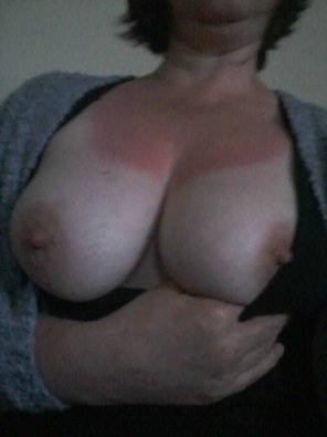 amateur photo These milf nipples need a tweaking