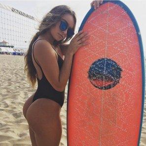 amateur photo Surf's up