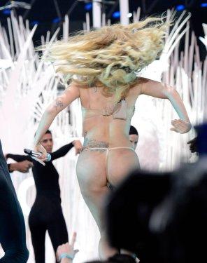 amateur photo Lady Gaga at the 2013 MTV Video Music Awards
