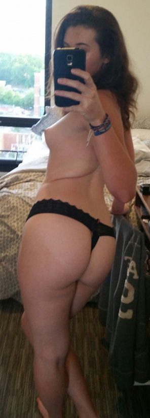amateur photo How's it looking today?