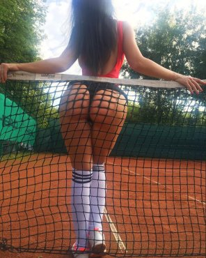 amateur photo Clay court