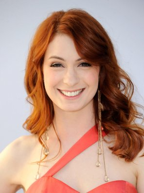 amateur photo Felicia Day
