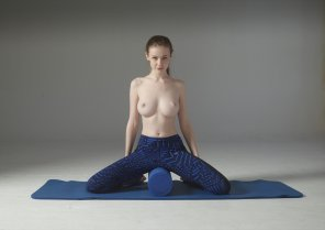 amateur photo The best way to yoga