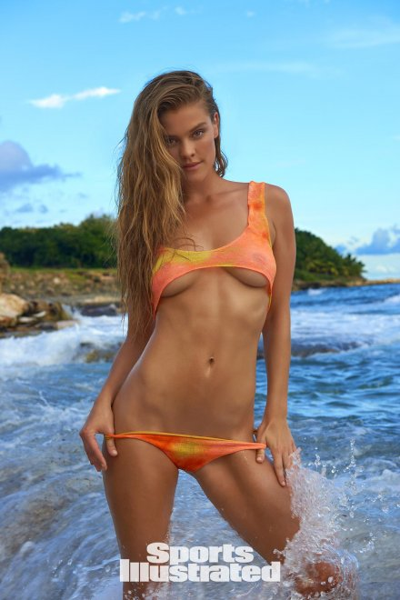 Nina Agdal for Sports Illustrated Swimsuit Porn Photo
